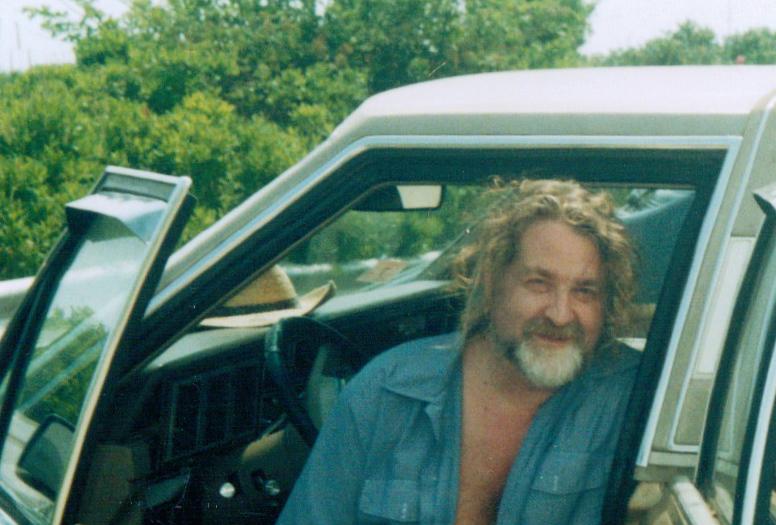 Copy of Johnny at West Isle Beach, MA 2003