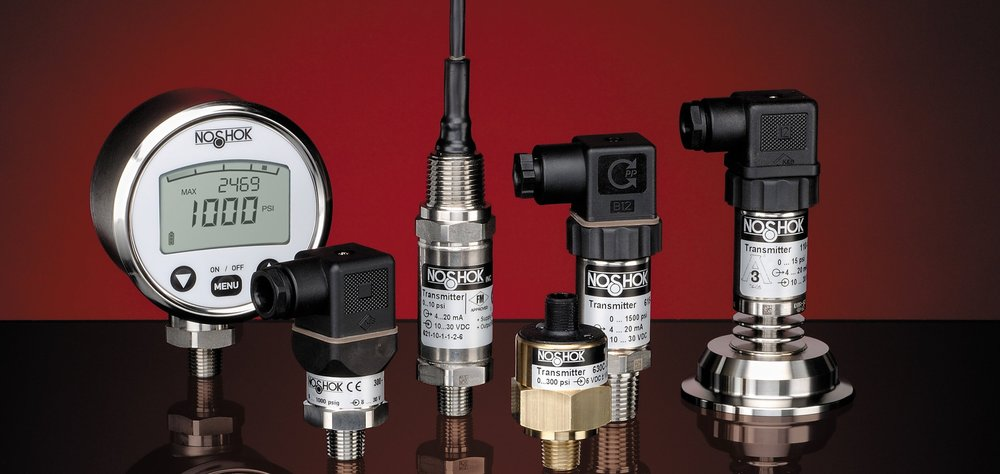 NOSHOK offers the highest quality, most reliable pressure, temperature, level and force measurement and instrument valve products in the industry. This complete product offering includes; pressure gauges, sanitary instruments, differential gauges, diaphragm seals, pressure & temperature transmitters and indicators, bimetal thermometers, pressure switches, mechanical & custom force measurement sensors, needle valves and manifold valves.