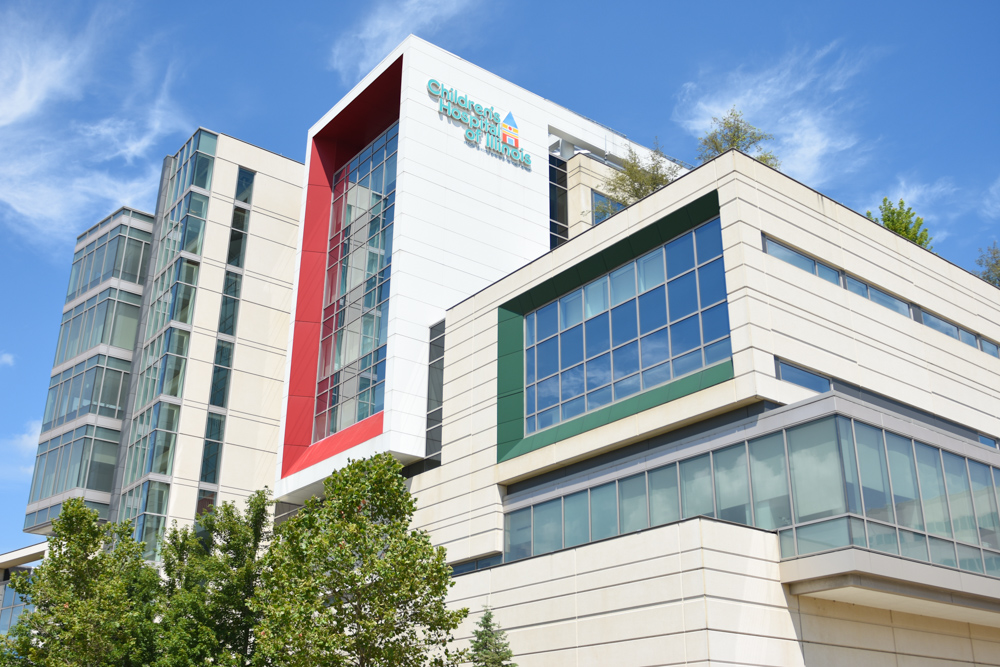 OSF Saint Francis Children's Hospital of Illinois.JPG