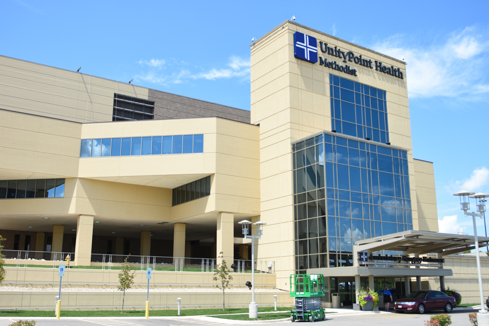 UnityPoint Health Methodist Hospital.JPG