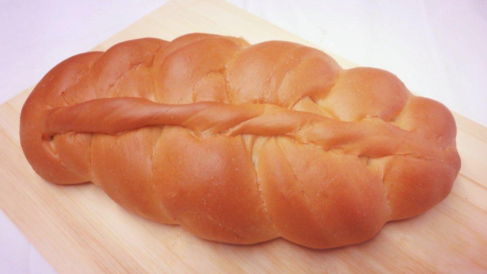 Plait Bread -