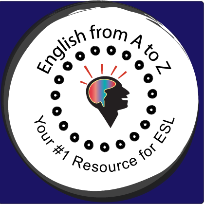 English from A to Z