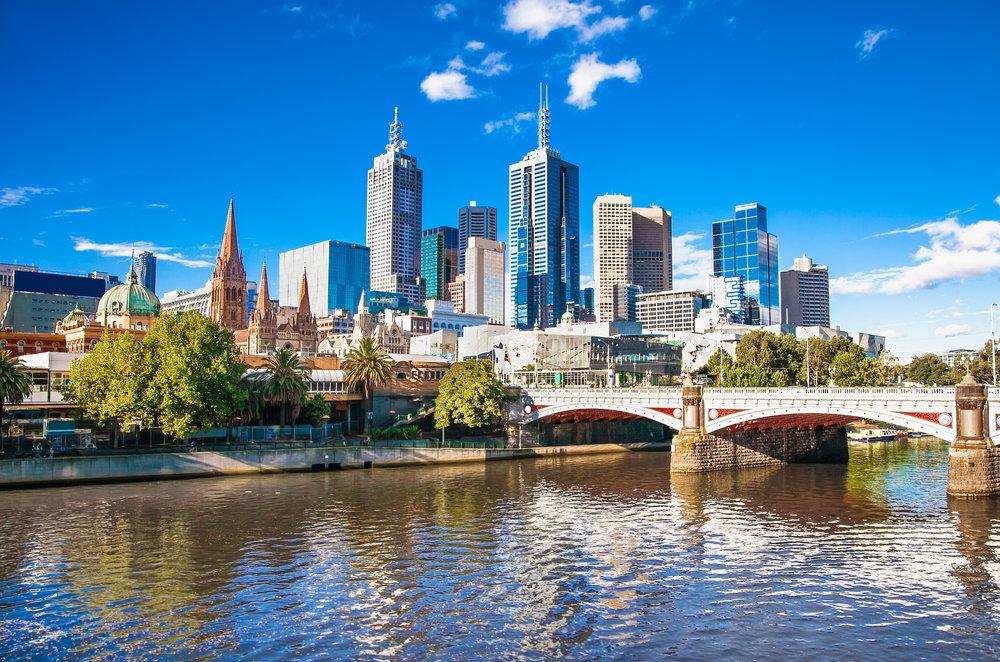 March - Melbourne, Australia -