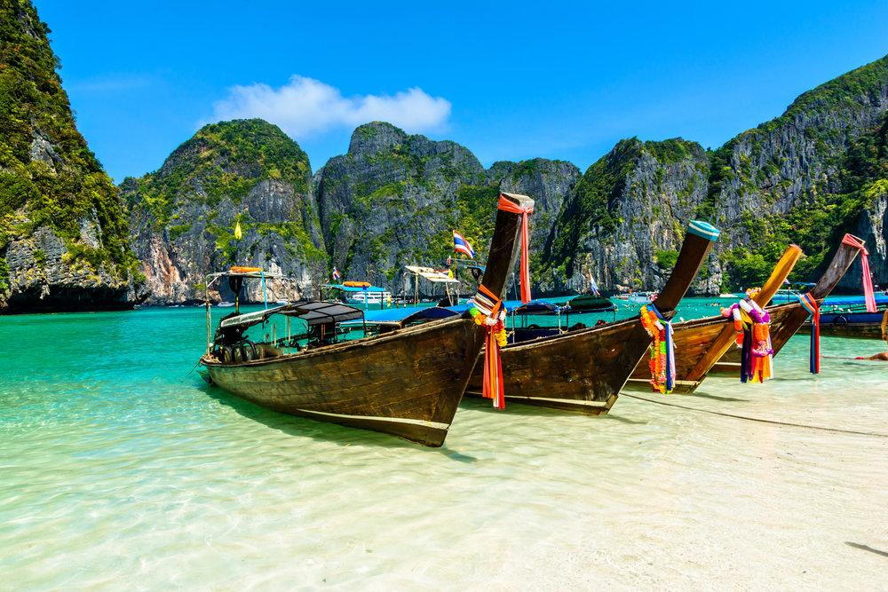 February - Thailand -