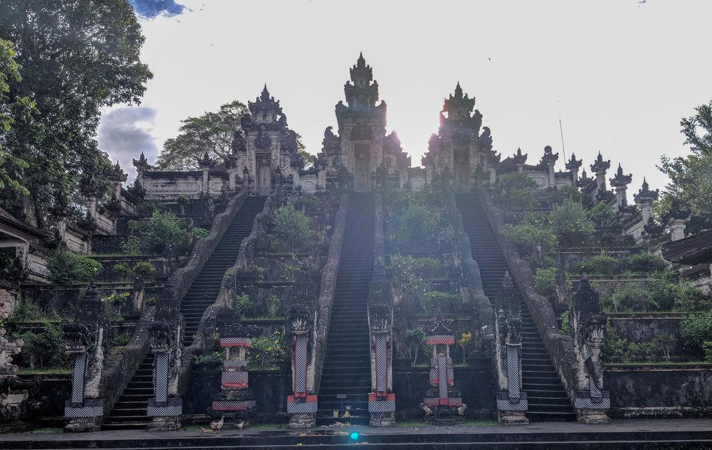 Pura Lempuyang Luhur Temple
