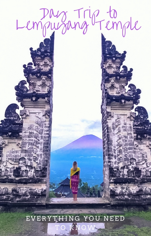 Day Trip to Pura Lempuyang Luhur