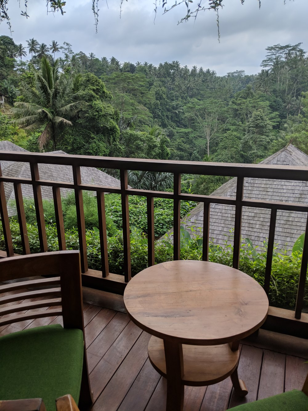 Jannata Resort and Spa View
