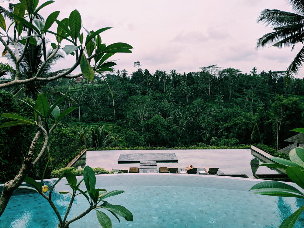 Jannata Resort Infinity Pool