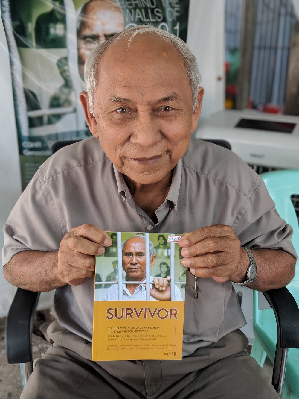 Survivor - The Triumph of an Ordinary Man in the Khmer Rouge Genocide