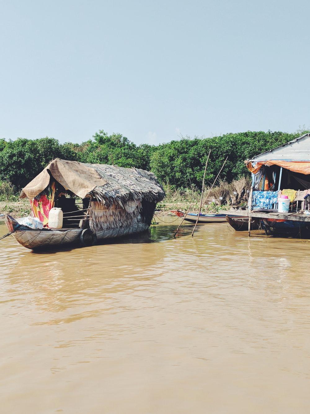 Floating Village Home