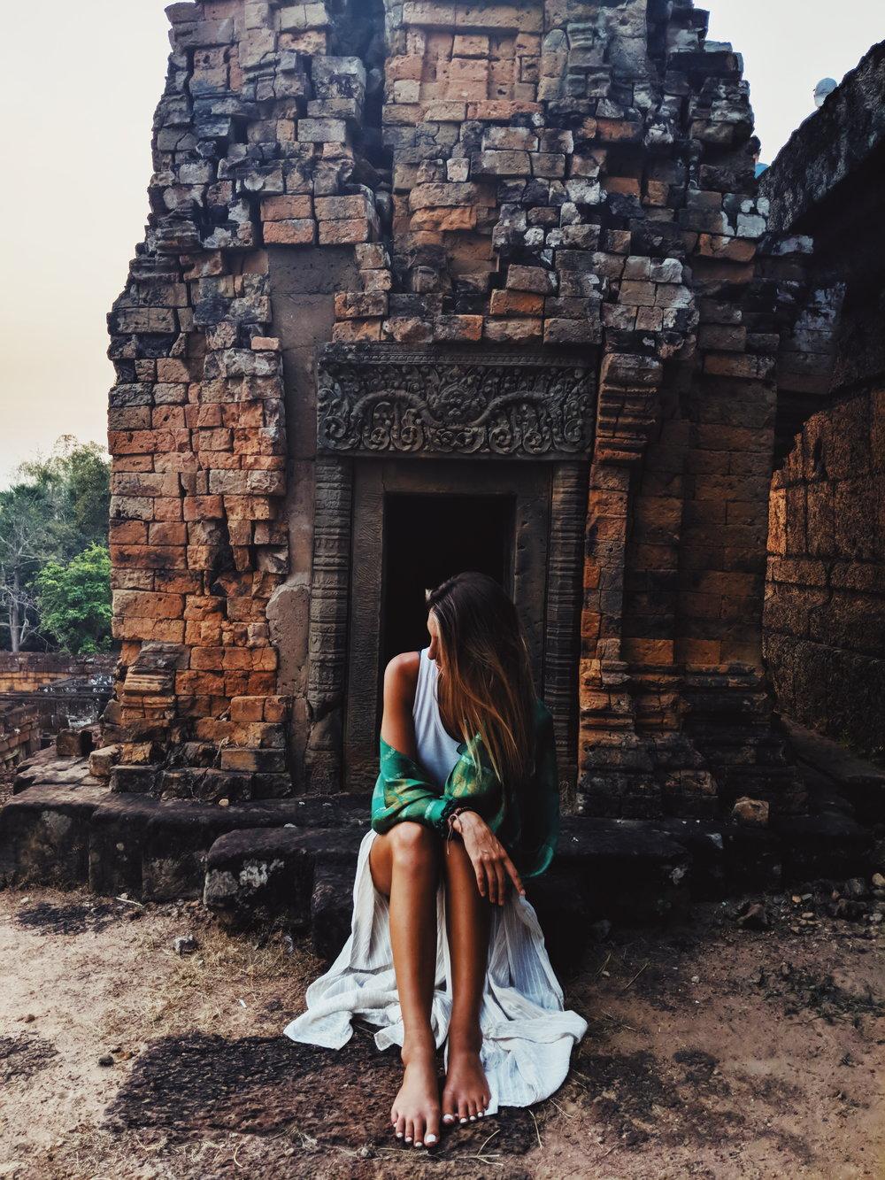 Pre Rup Temple, Angkor Empire