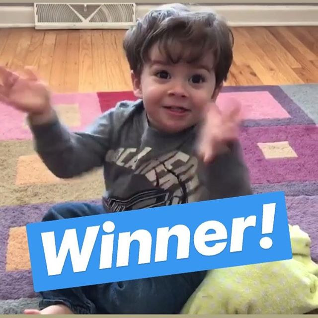 Congratulations to @kidneydad1701 for winning our Snow Day Contest! Your video was a great example of kids taking what they observe in music class and blossoming when they bring it back home. Thank you to everyone who entered - keep making musical memories! 🎶🏡❤️ #kidsmusicround #kidsmusic #toddlermusic #familyfun #snowday