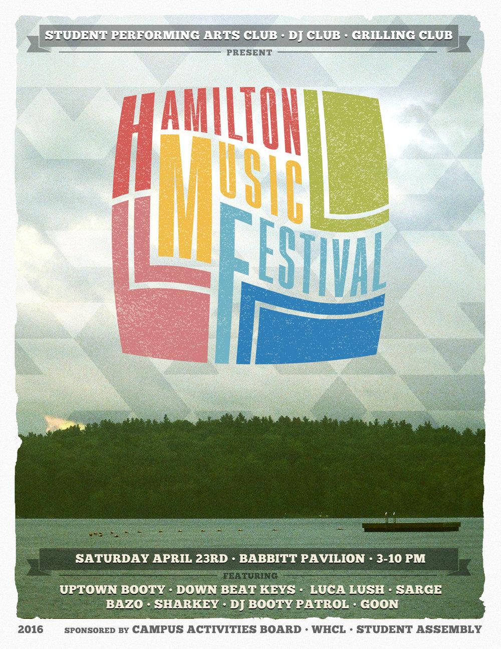 Hamilton Music Festival