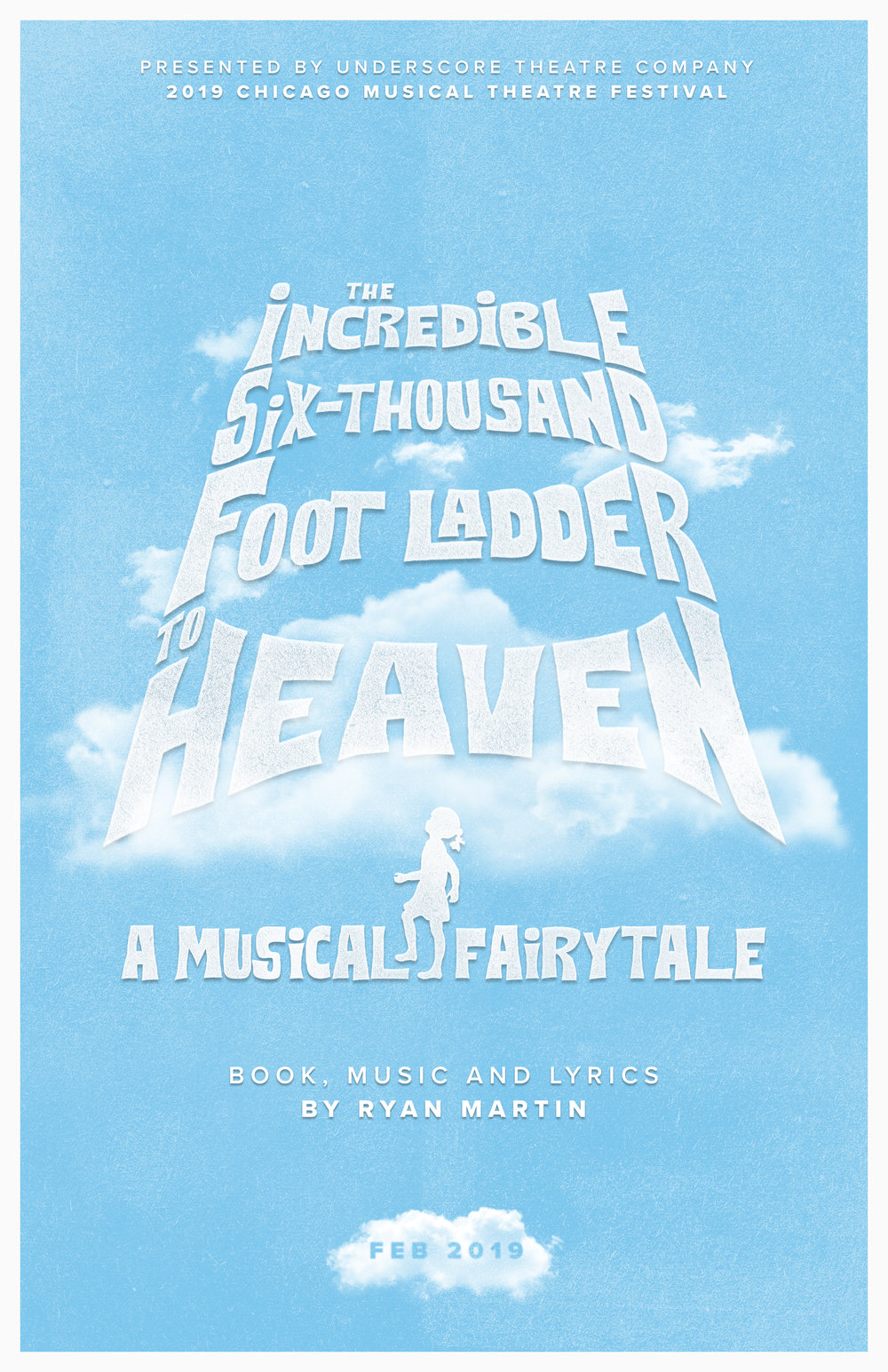 The Incredible Six-Thousand Foot Ladder to Heaven
