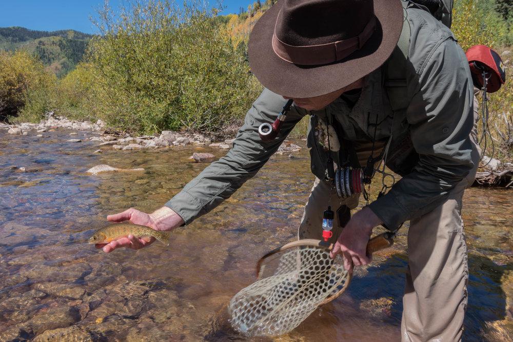 Jillian Schuller Photography - Fly Fishing - Colorado