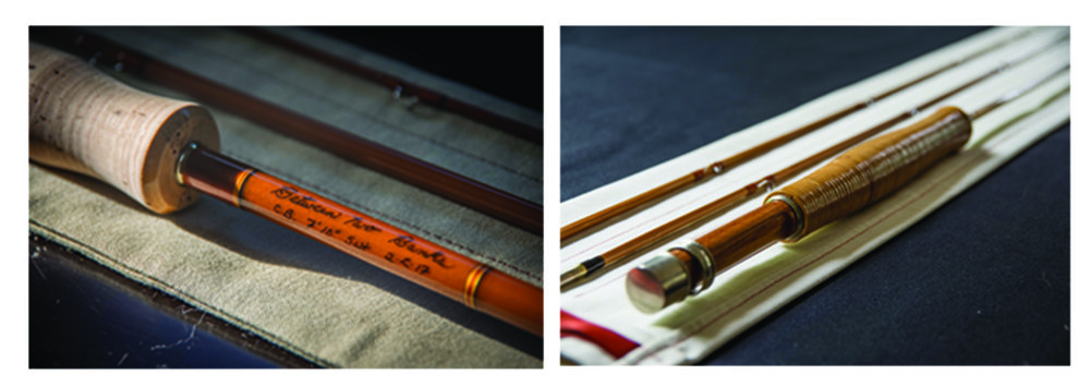 Jacob Rash Fly Rods