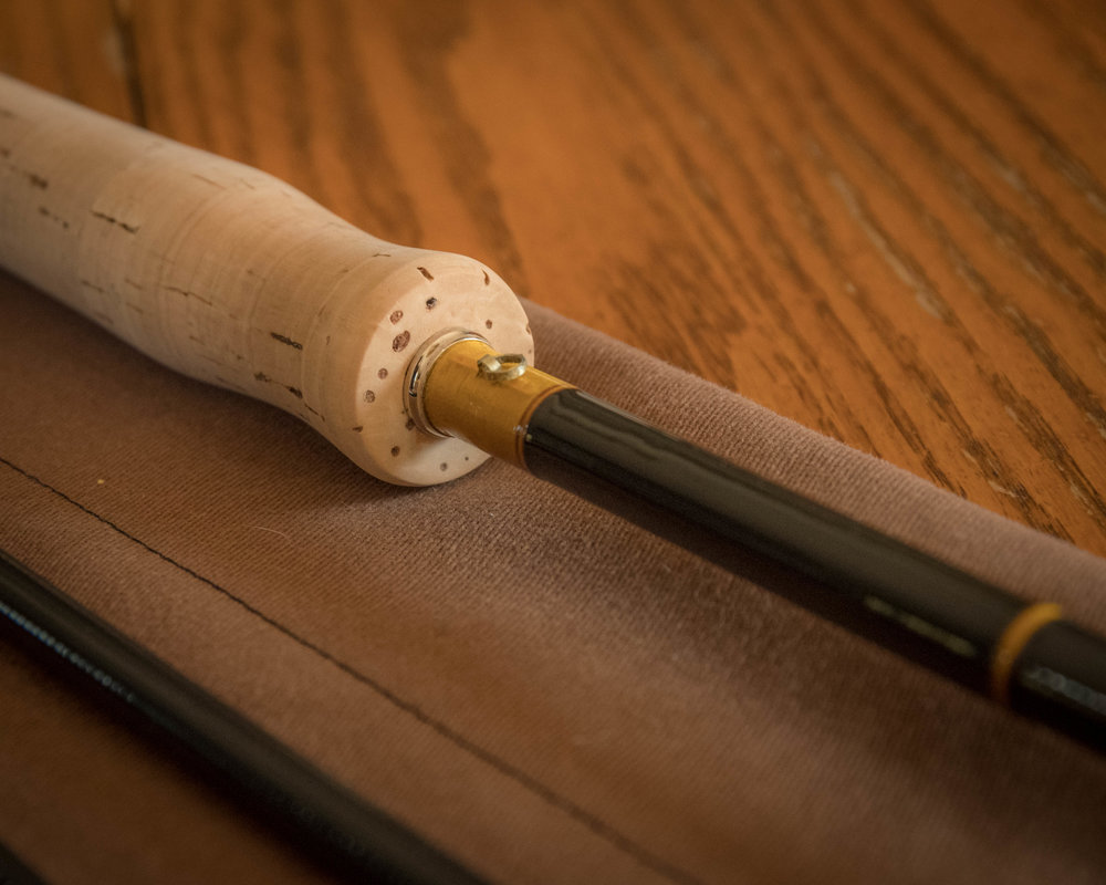 Jacob Rash Custom Fly Rods