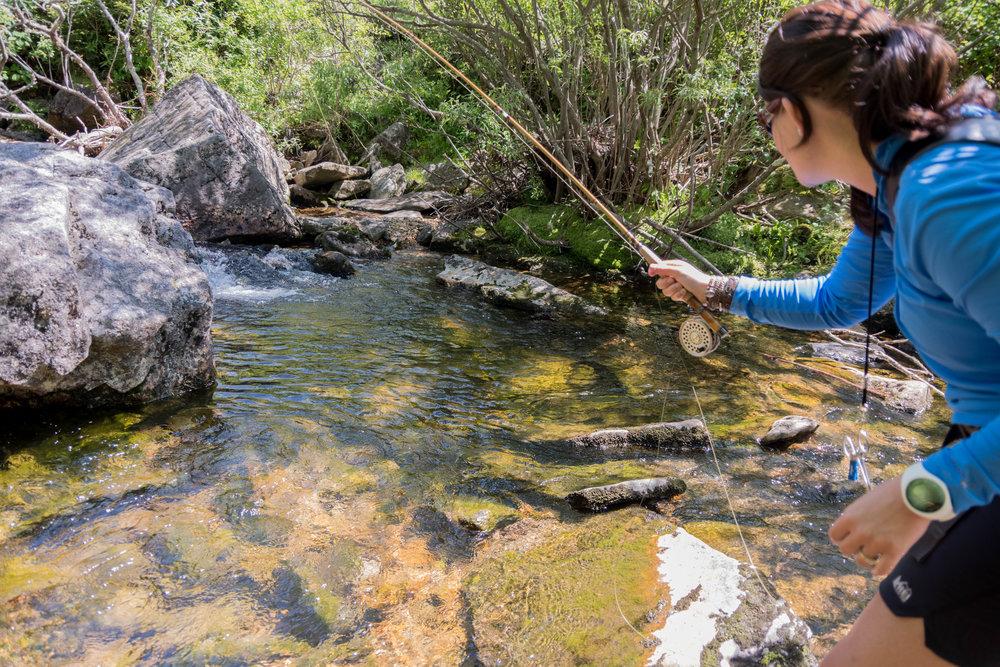 Jillian Schuller Photography - Fly Fishing