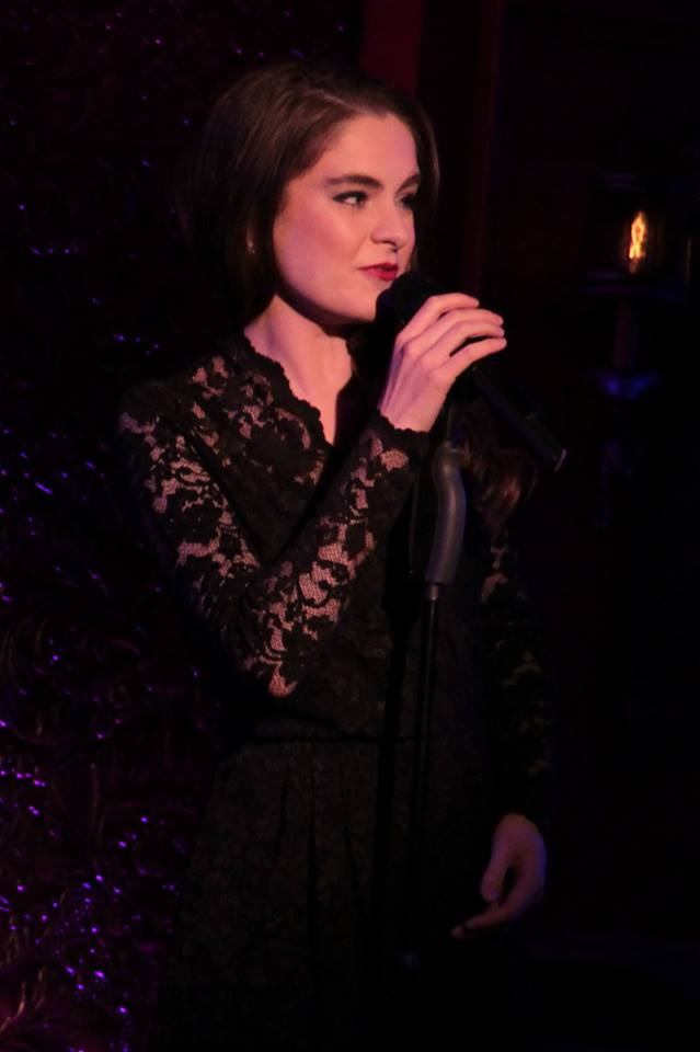 Backstage at 54 Below