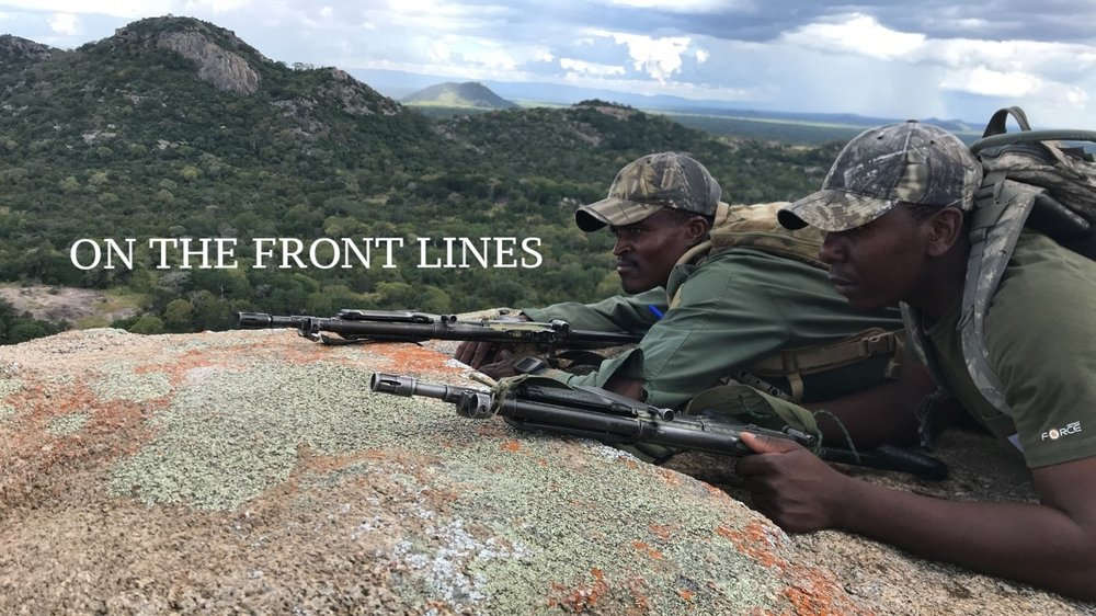 On The Front Lines