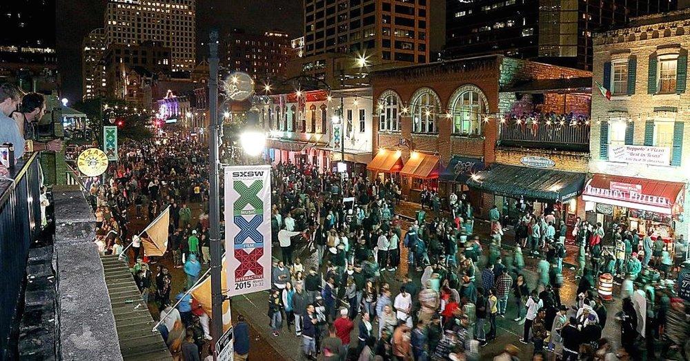 SXSW Austin, TX