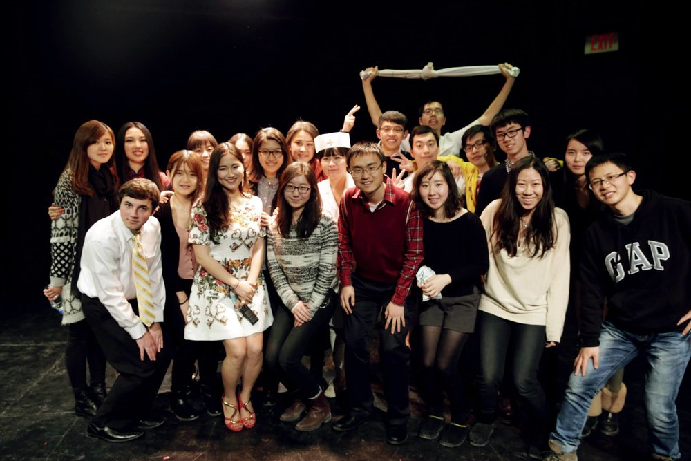 Photo Credit to Cornell Chinese Drama Society