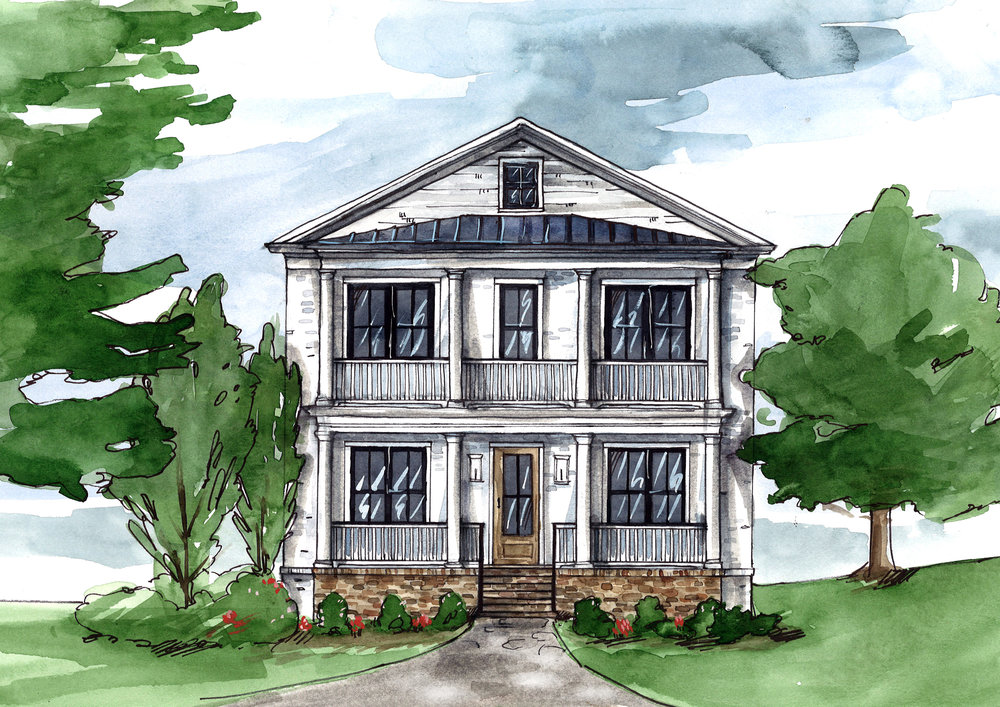 1079 North Highland Ave.  New Construction, Available Summer 2018, Offered for  $1,448,000