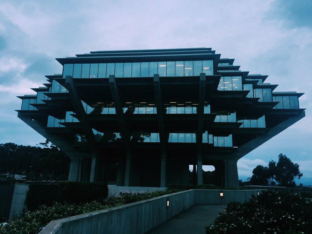UCSD Geisel