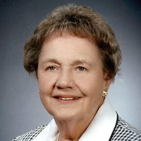 Mary Elizabeth Waddell, 1925-2010.