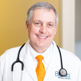 James Loomis, M.D., Medical Director, Barnard Medical Center