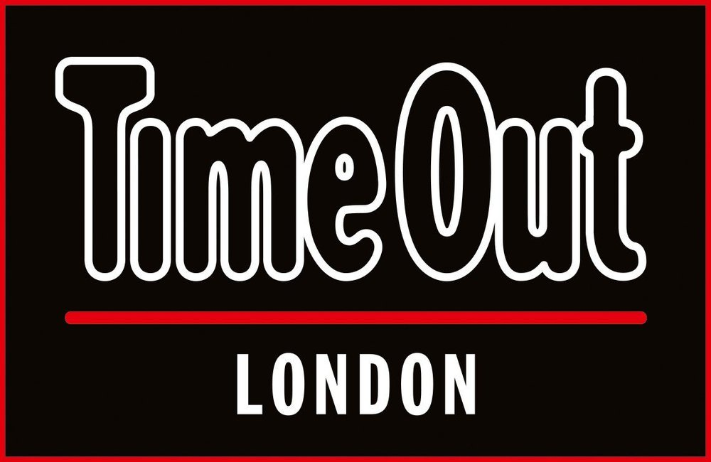 Featured in Time Out -