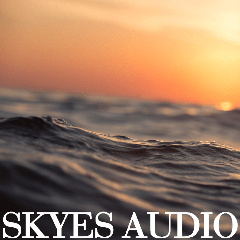The Black Sea   30 audio files Over 30 minutes of audio 1.04 GB Unpacked Size 24bit/96kHz Sample Rate