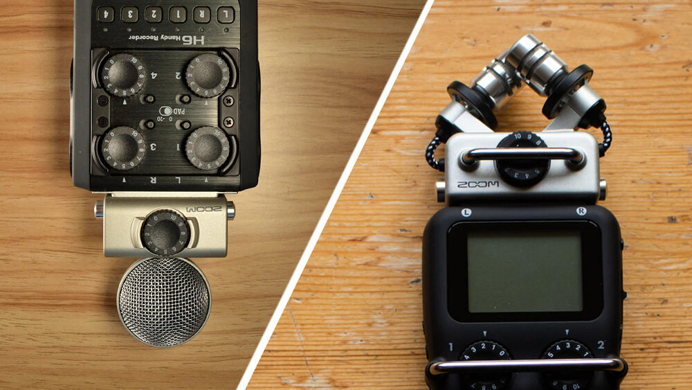 Should You Buy The Zoom H5, or the H6? — SKYES AUDIO