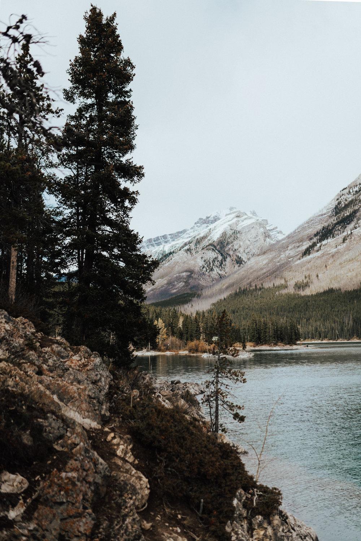 Lake Minnewanka - Banff, Alberta, Canada