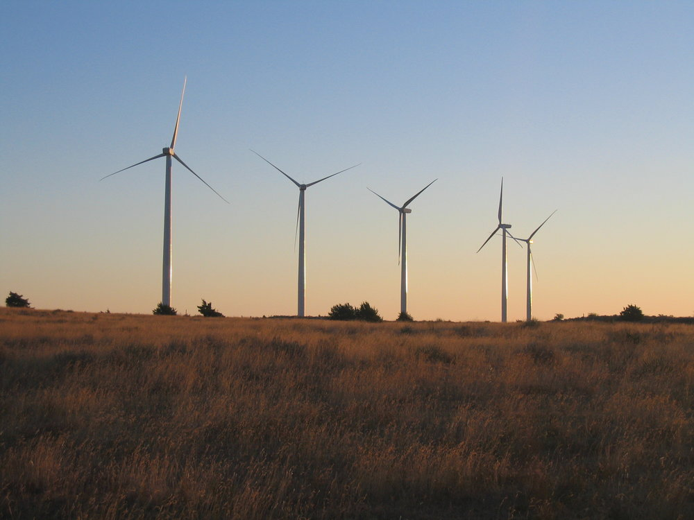 Centennial Wind Energy Center
