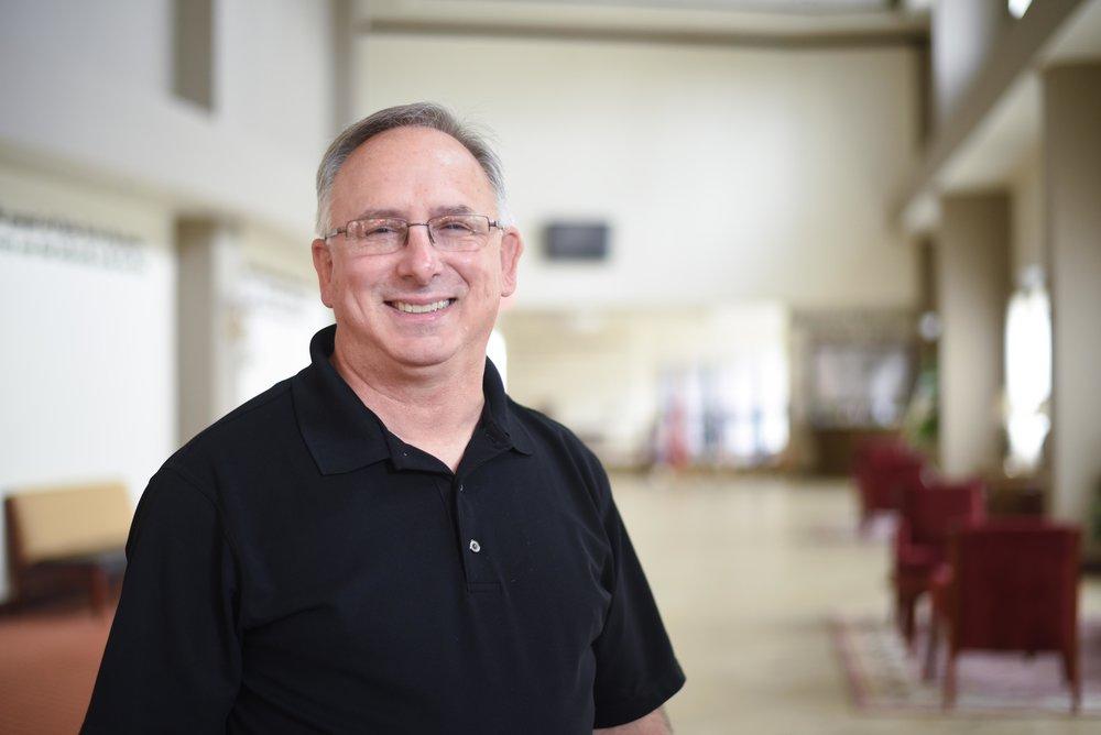 KEN BROOKINS  Associate Pastor/Music   kbrookins@firstbaptistpc.com