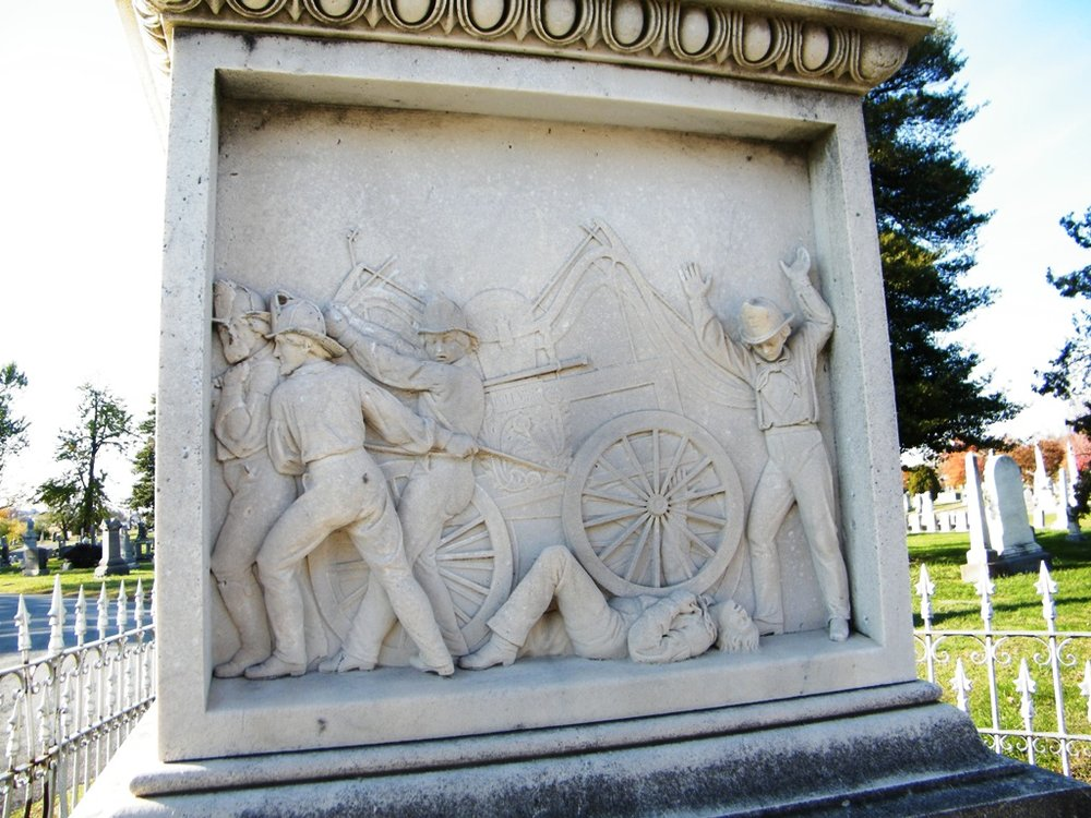 Benjamin_G._Grenup_Monument_by_Charles_Rousseau_-_Glenwood_Cemetery_-_Washington_DC_-_Stierch_E.jpg