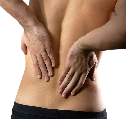 Person With Back Pain At Pearson Family Chiropractic In Palm Coast Florida