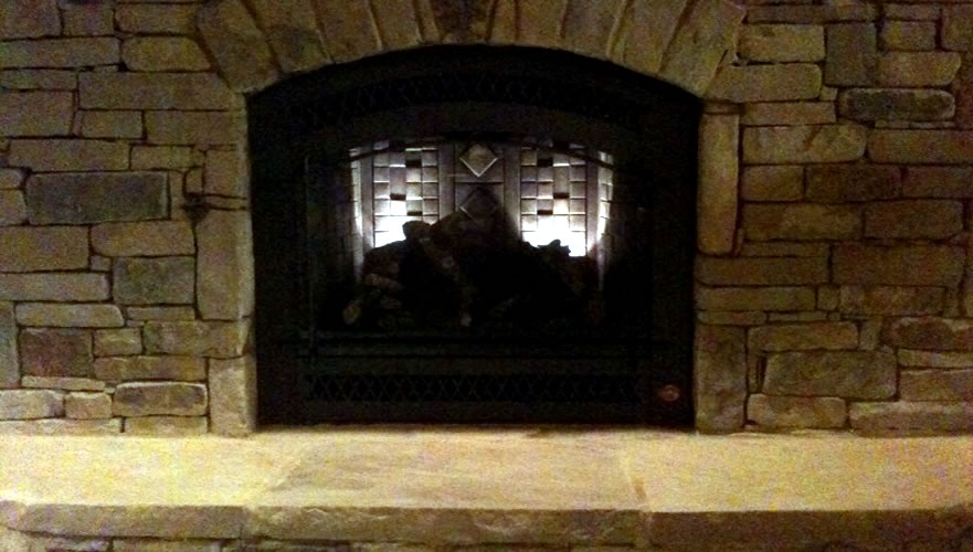 Copy of Fireplace
