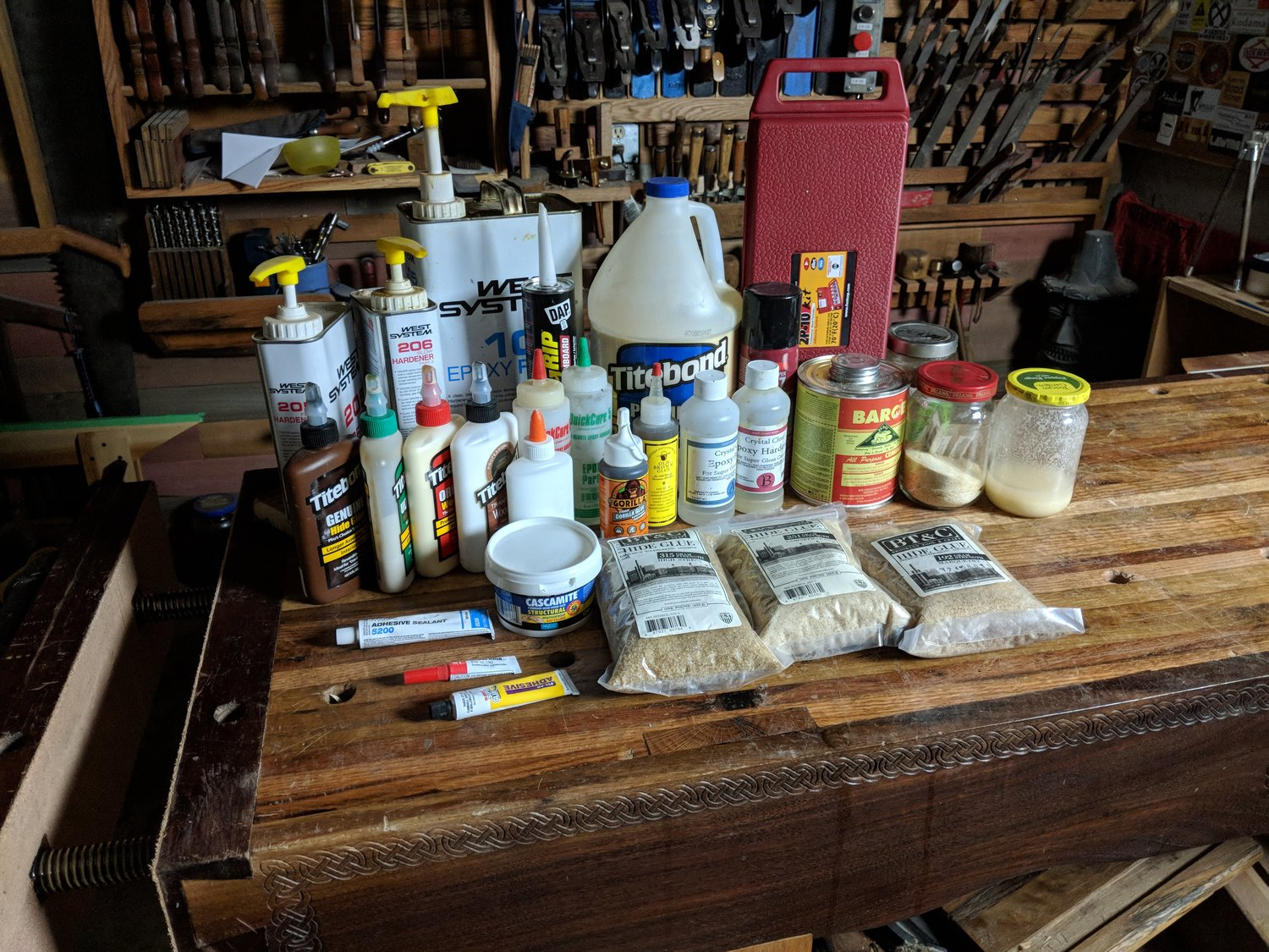 What is the Best Wood Glue — Wood By Wright