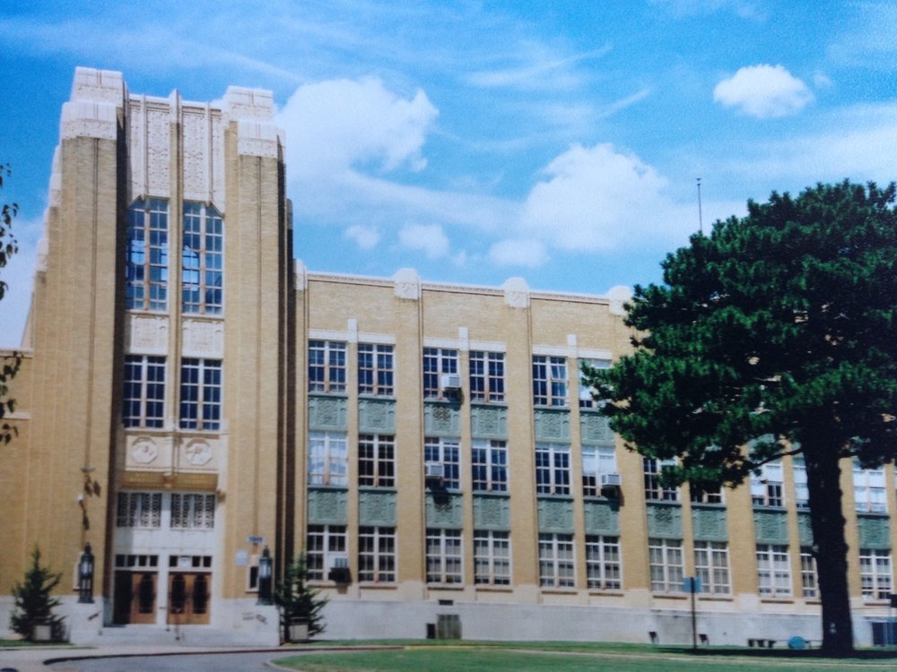 Will Rogers High School, Tulsa, Oklahoma