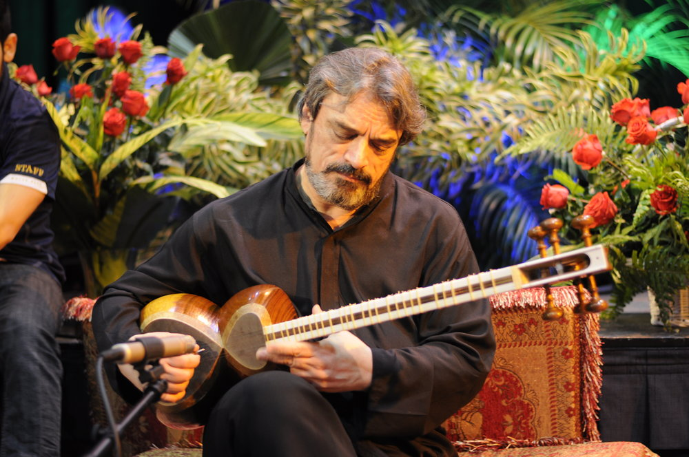 Maestro Hossein Alizadeh in South Florida