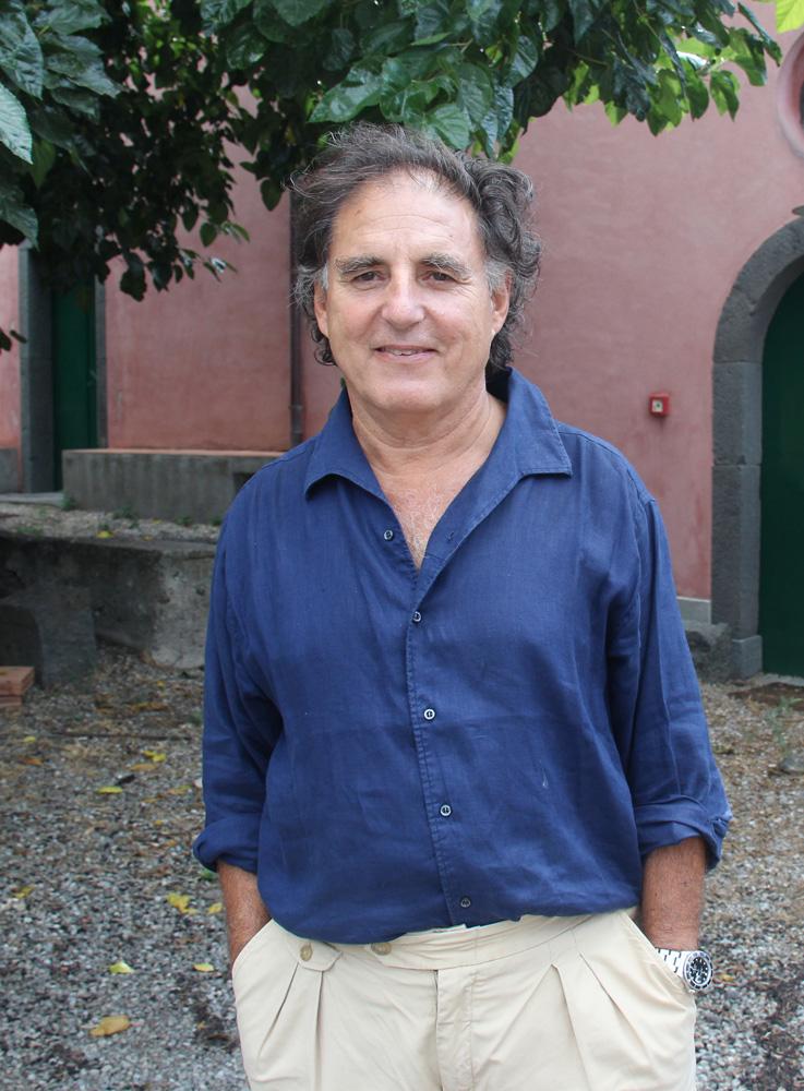 Marco DeGrazia of Tenuta delle Terre Nere