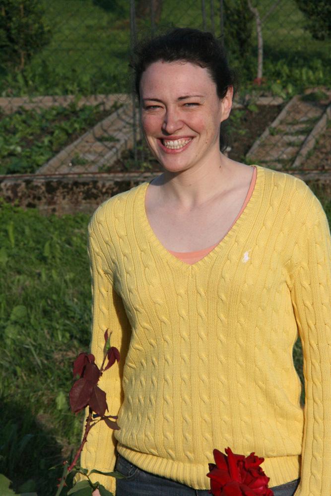 Marina Olwen Fogarty, fifth generation at Antonio Vallana e Figlio