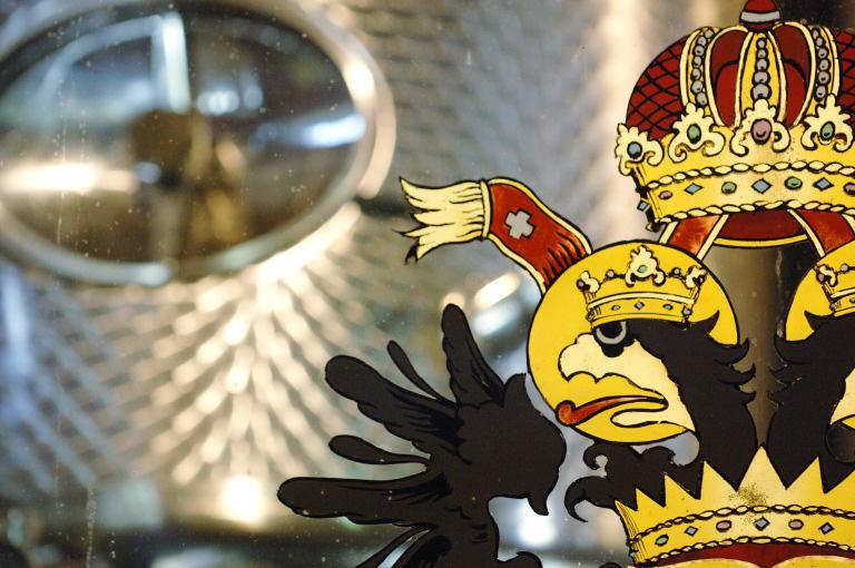 The Russiz Superiore logo, courtesy Marco Felluga
