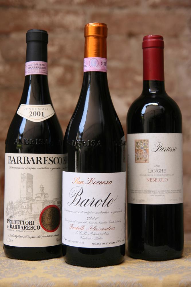 Barbaresco, Barolo & Langhe Nebbiolo: three faces of Piedmont's most regal grape.