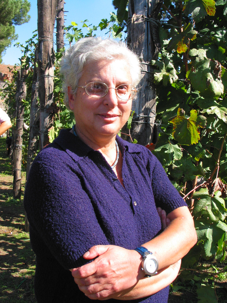 Environmental biologist Annamaria Ciarallo