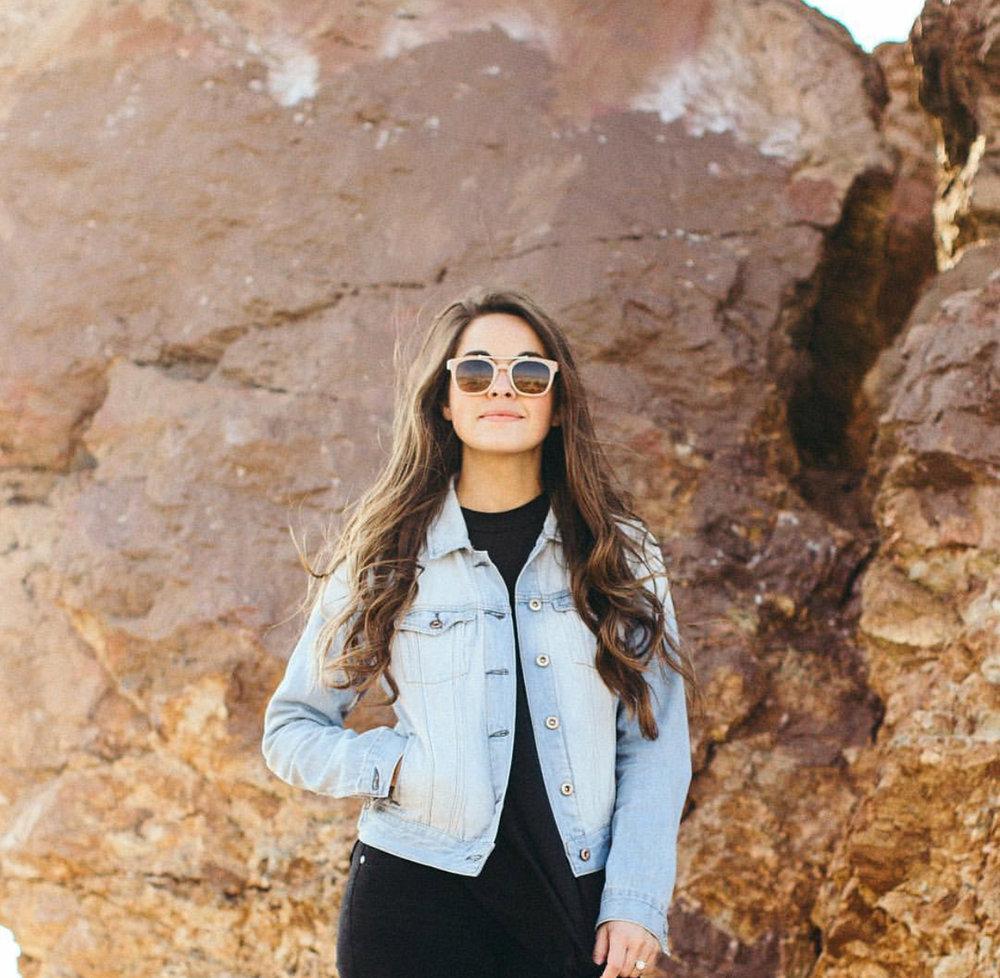 Lauren of @laurenbaileyphoto