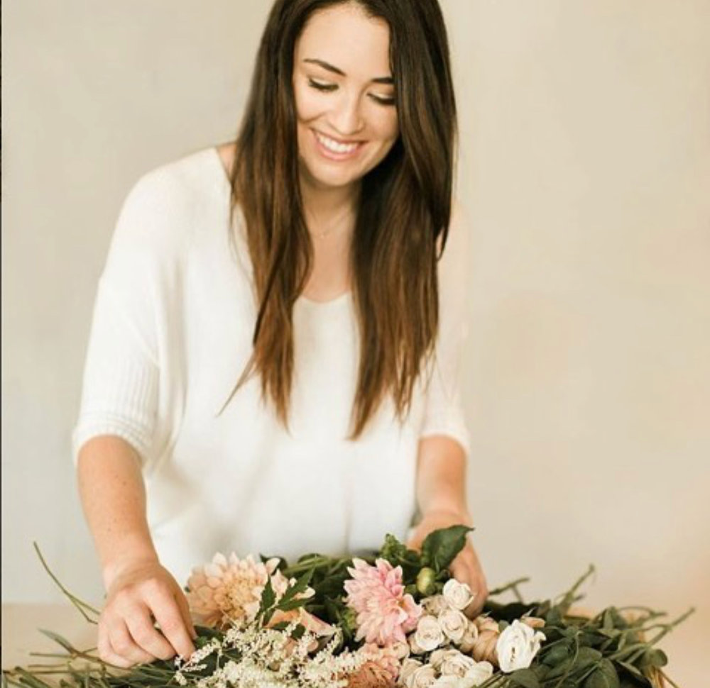 Jackie of @bloominghites - Florist