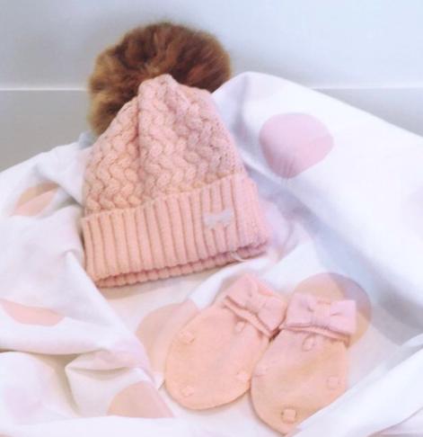 Samantha of @shopmossbaby - fine baby goods